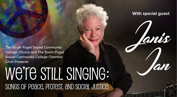 Janis Ian joins choirs for songs of peace and social justice   South