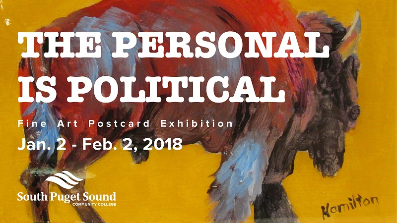 The Personal is Political graphic image
