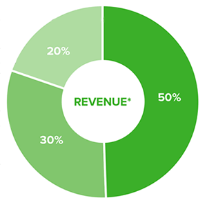 Foundation Revenue graphic