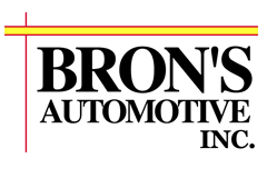 Bron's Automotive logo