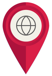 web icon map marker