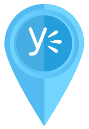 yammer icon map marker