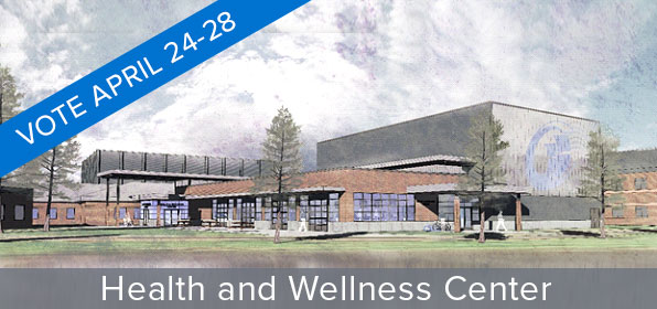 Vote on Health and Wellness Center