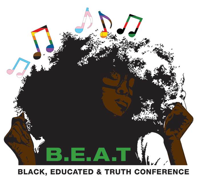 Black, Educated, and Truth Conference logo