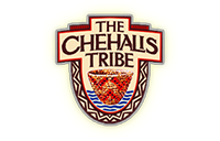 The Chehalis Tribe logo