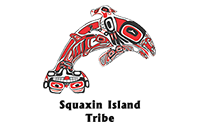 The Squaxin Island Tribe logo